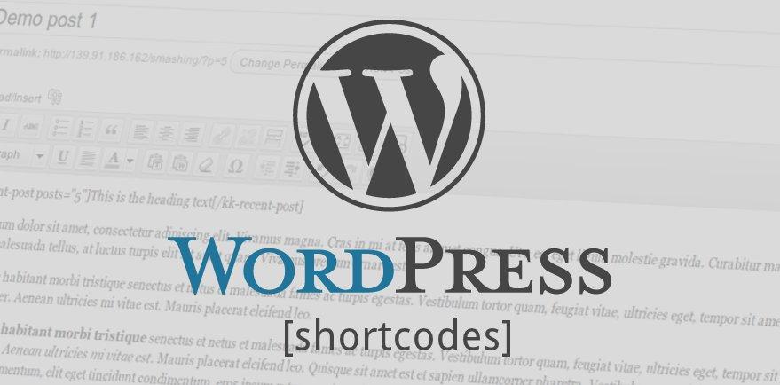 O que é shortcode e como criar no WordPress